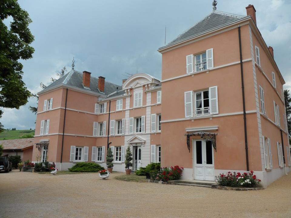 Château de la Chapelle des Bois partenaire traiteur Oliver Malingréau