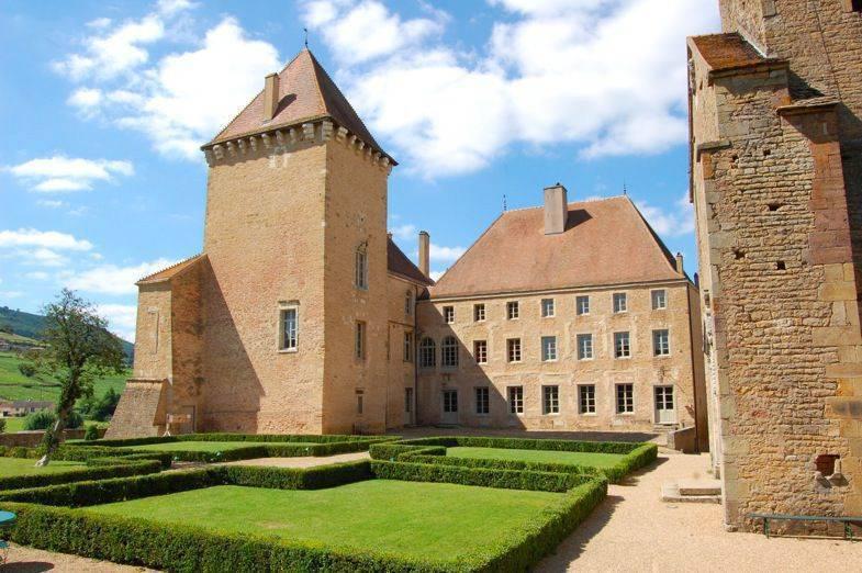 Château de Pierreclos partenaire traiteur Olivier Malingréau