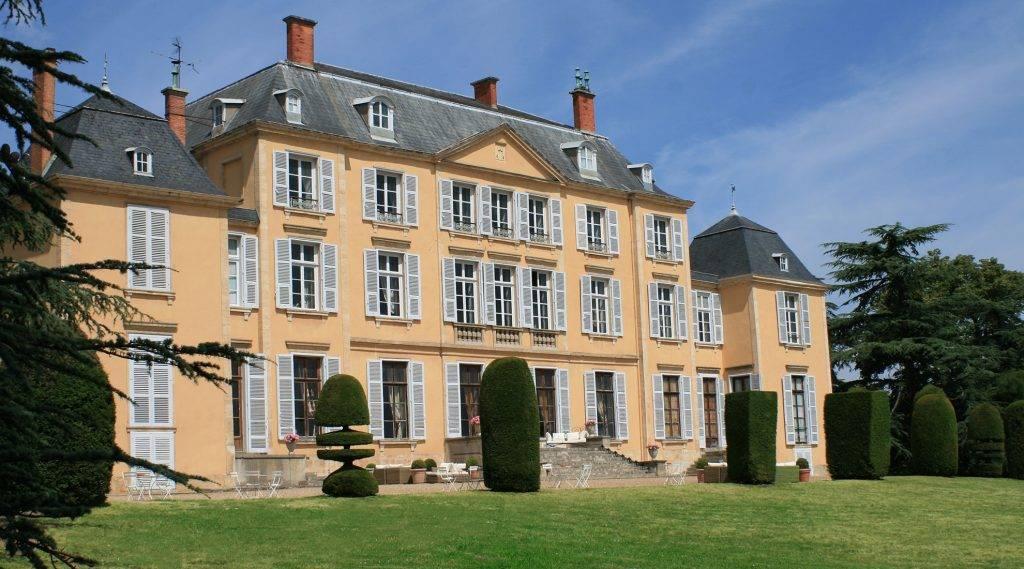 Château de Saint-Trys partenaire du traiteur Olivier Malingréau