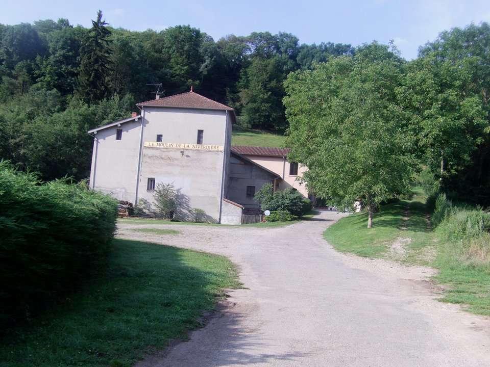 Salle de réception Le Moulin de la Niverdière partenaire d'Olivier Malingréau traiteur RMO