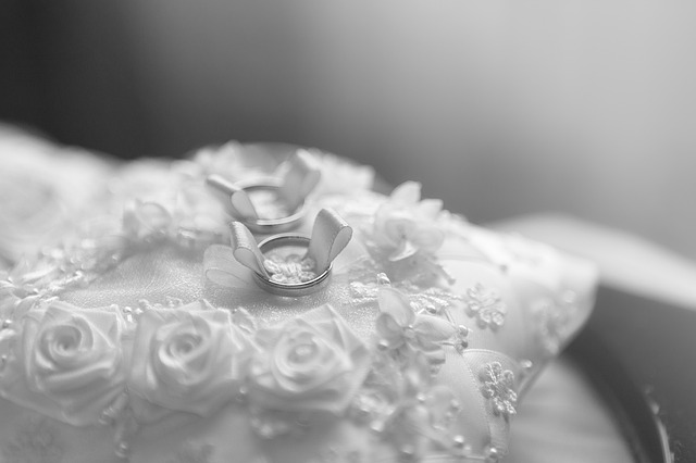Alliances pour mariage en partenariat avec Olivlier Malingréau RMO