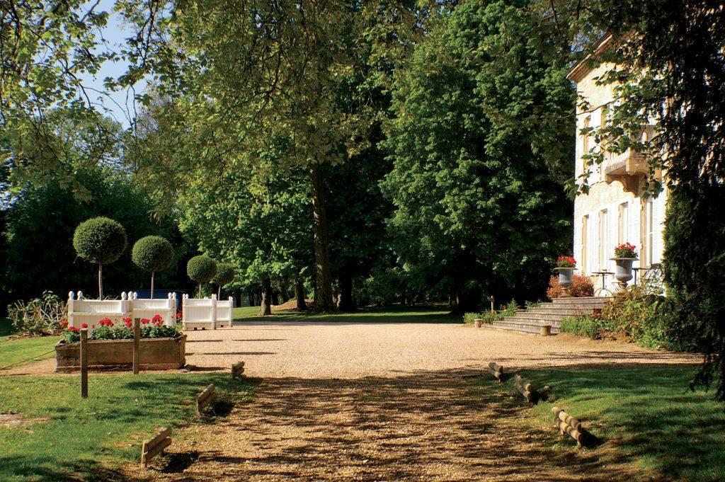 Château de Beauchamp partenaire d'Olivier Malingréau traiteur