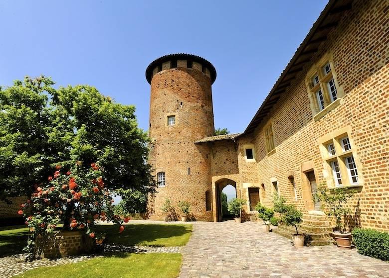 Château de Chavagneux partenaire d'Olivier Malingréau