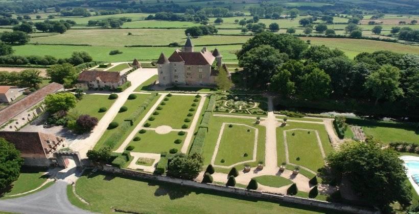 Château de Beauvoir partenaire Olivier Malingréau traiteur