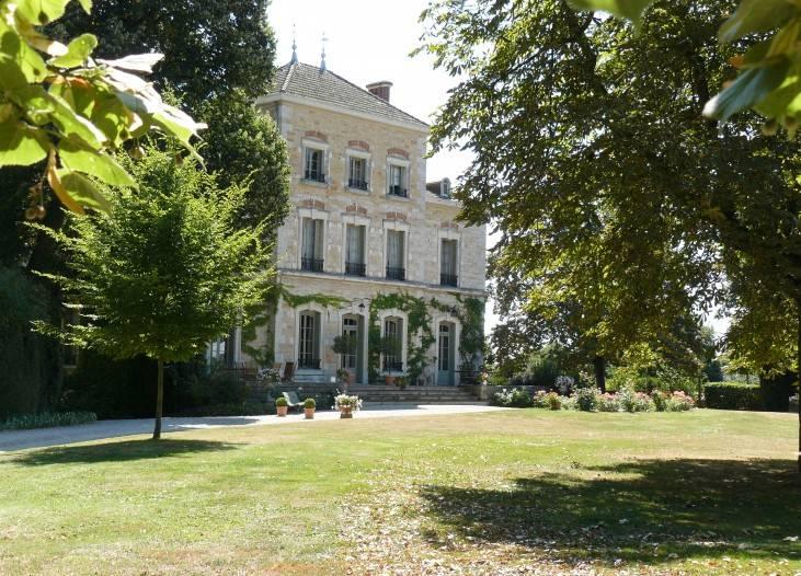 Château des Charmes partenaire Olivier Malingréau traiteur sur Lyon