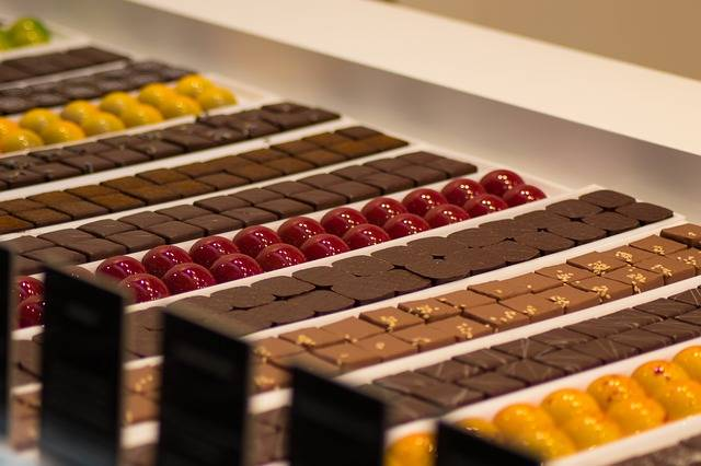 Dragées et chocolats pour mariage en partenariat avec Olivier Malingréau RMO