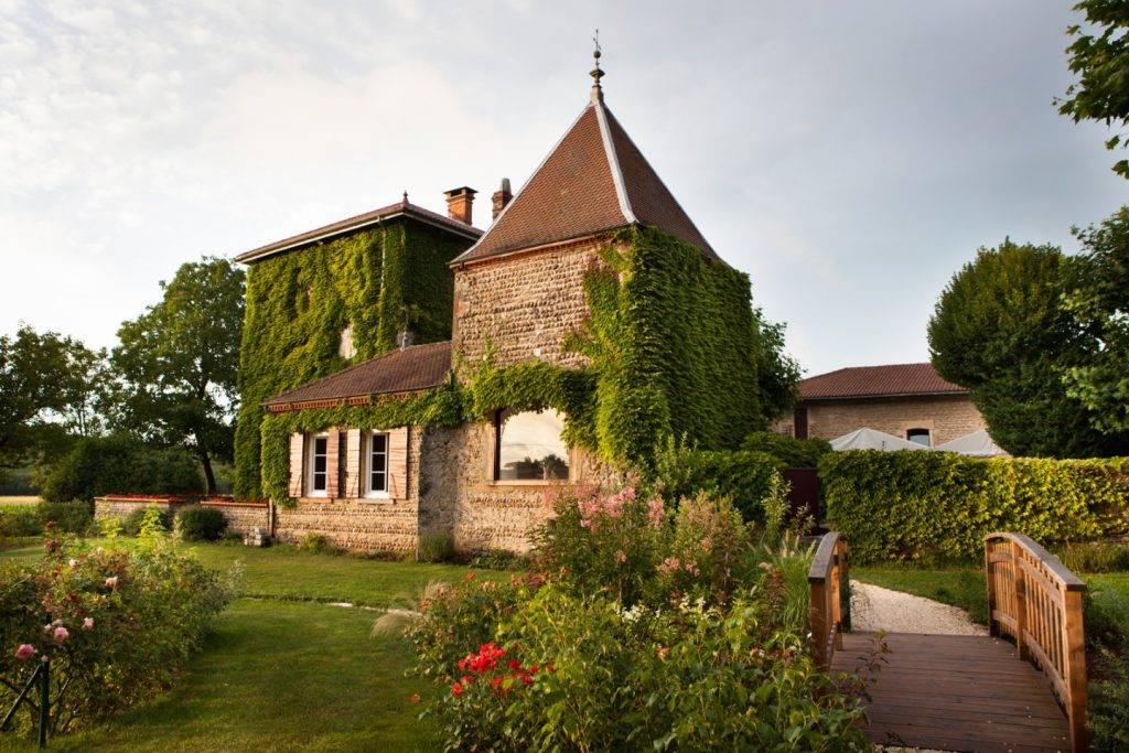 Domaine de Grand Maison partenaire Olivier Malingréau traiteur RMO